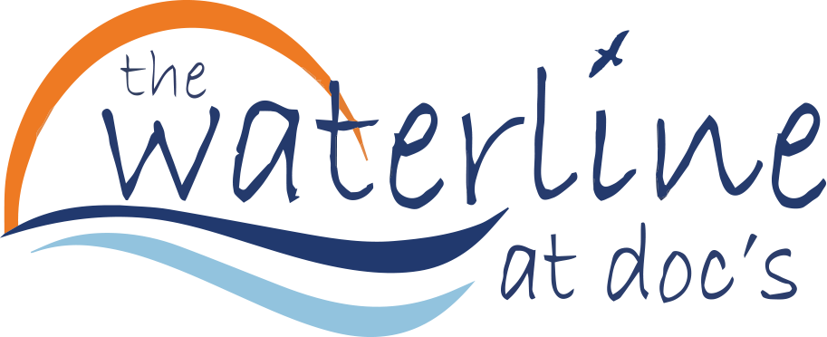 The Waterline at Doc's logo